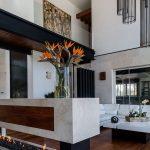 35 ideas de aplicación de pisos de madera laminada (28)