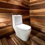 35 ideas de aplicación de pisos de madera laminada (3)