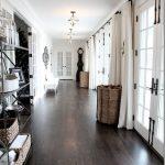 35 ideas de aplicación de pisos de madera laminada (34)