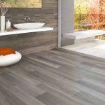 35 ideas de aplicación de pisos de madera laminada (5)