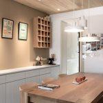 35 ideas de aplicación de pisos de madera laminada (6)
