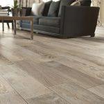 35 ideas de aplicación de pisos de madera laminada (8)