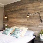 35 ideas de aplicación de pisos de madera laminada (9)