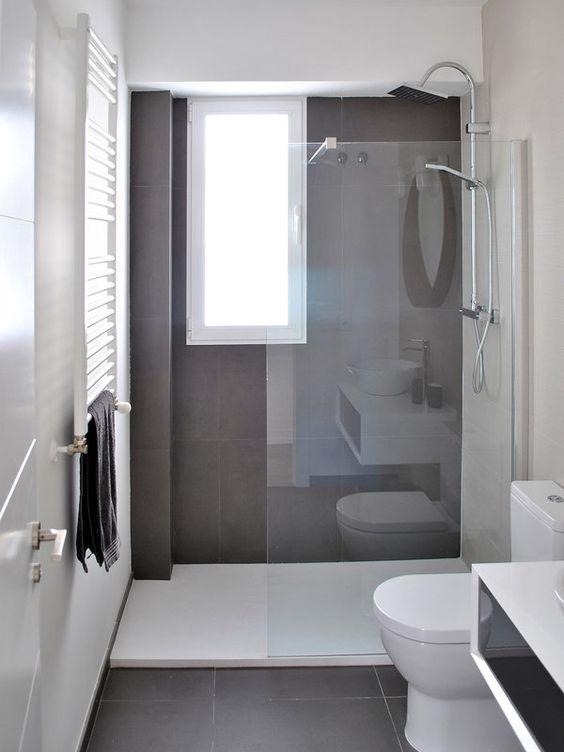 Ideas Baños   44 Ideas Para Decorar Y Organizar Banos Pequenos Interiores