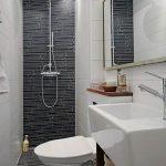 44 ideas para decorar y organizar baños pequeños (18)