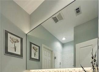 44 ideas para decorar y organizar baños pequeños (26)