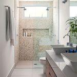 44 ideas para decorar y organizar baños pequeños (7)