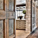 56 Modelos de puertas corredizas ideales para espacios pequeños (15)
