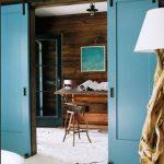 56 Modelos de puertas corredizas ideales para espacios pequeños (3)