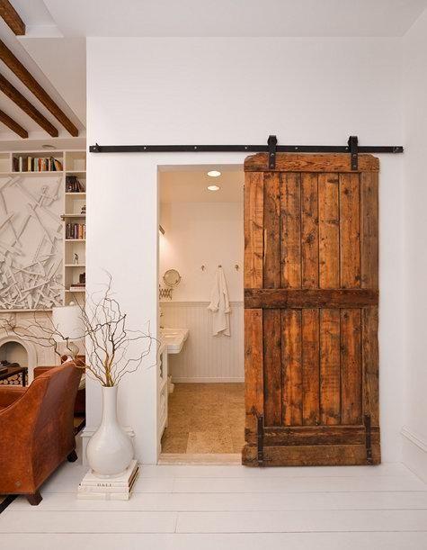 56 Modelos de puertas corredizas ideales para espacios pequeños (35)