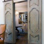 56 Modelos de puertas corredizas ideales para espacios pequeños (46)
