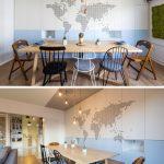 Mini apartamento lleno de ideas creativas de almacenamiento y decoración 04