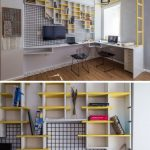 Mini apartamento lleno de ideas creativas de almacenamiento y decoración 10