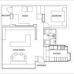 Mini apartamento lleno de ideas creativas de almacenamiento y decoración 13