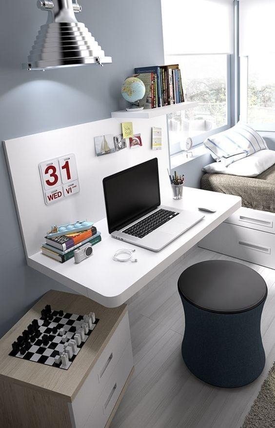 Recamaras juveniles 13 interiores for Recamaras juveniles modernas