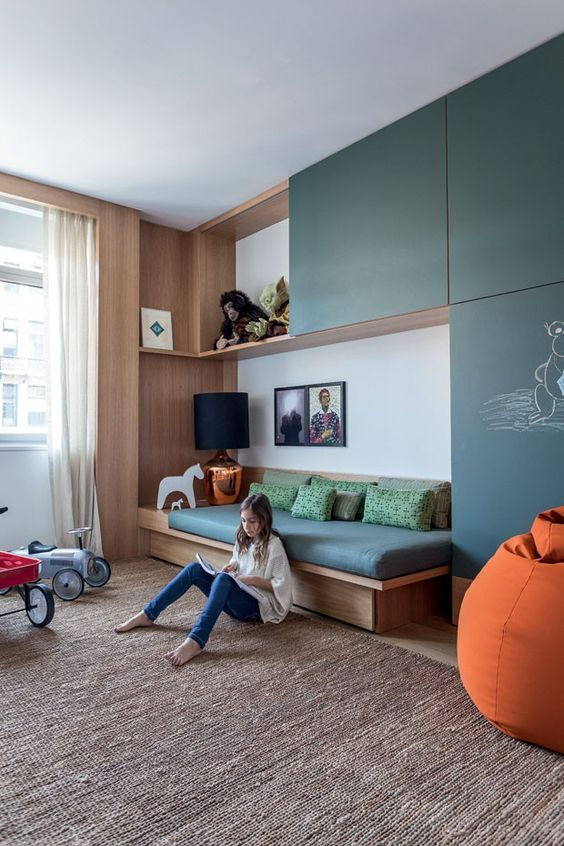 Recamaras juveniles 3 interiores - Baules para dormitorios ...