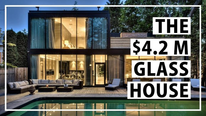 toronto 4m casa de cristal