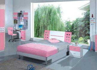 Ideas de Dormitorios de Chicas en Rosa