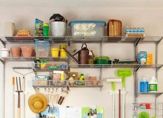 Organizando el Garage