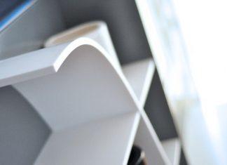 Unidad de TV con un Diseño Futurista por Erhan Afsaroglu