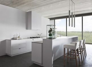 Cocina Estocolmo por Warendorf Boon