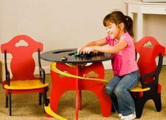 Muebles para Decoración en Cuartos de Niños