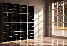 Read your books – Un librero muy original by Saporiti