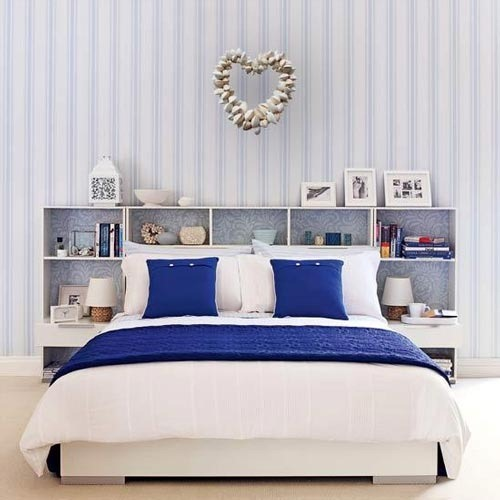 Dormitorios Decorados en Azul