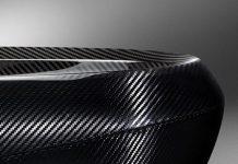 Bañera de Carbono de Fibra