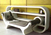 Sofá para Rincón de Lectura
