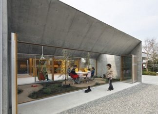 Arquitectura urbana en el exterior de Japón