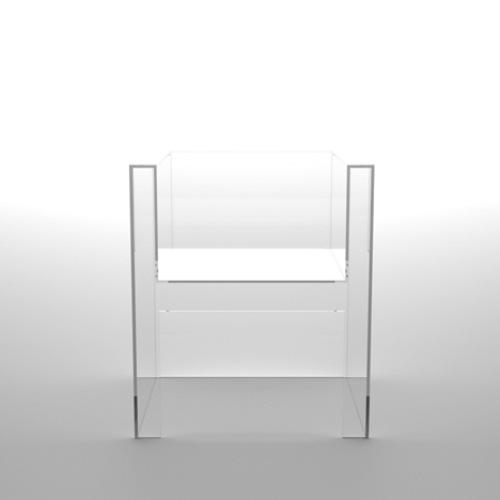 Muebles invisibles para tu casa por Tokujin Yoshioka